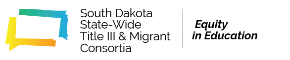 South Dakota Title III & Migrant Consortia